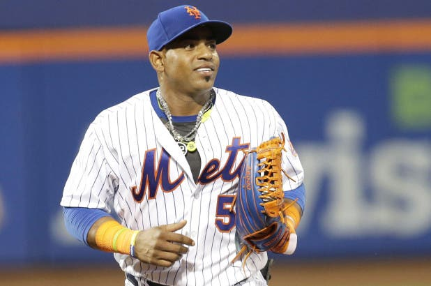 Yoenis Céspedes pudiera operarse ambos talones — Mets