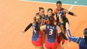 Las Reinas del Caribe derrotaron 3-1 a Cuba