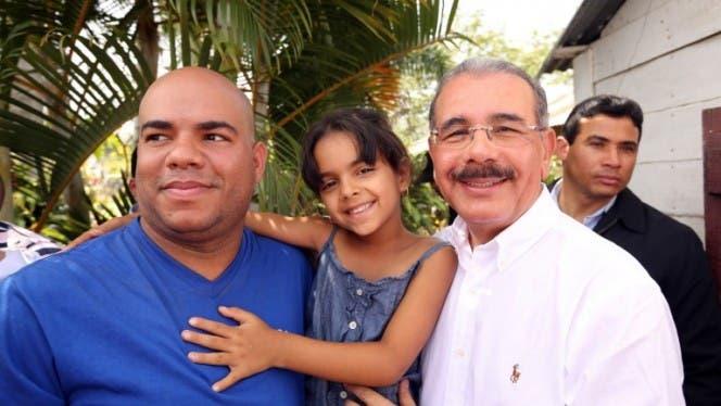 El presidente Danilo Medina envió un mensaje con motivo del Día de los Padres.