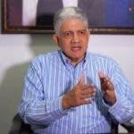 Eduardo Estrella, dirigente político de oposición.