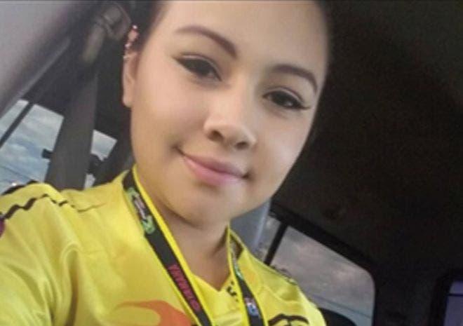 María Guadalupe tenía 17 años cuando conoció a Carlos Balderas, de 36. BBC.