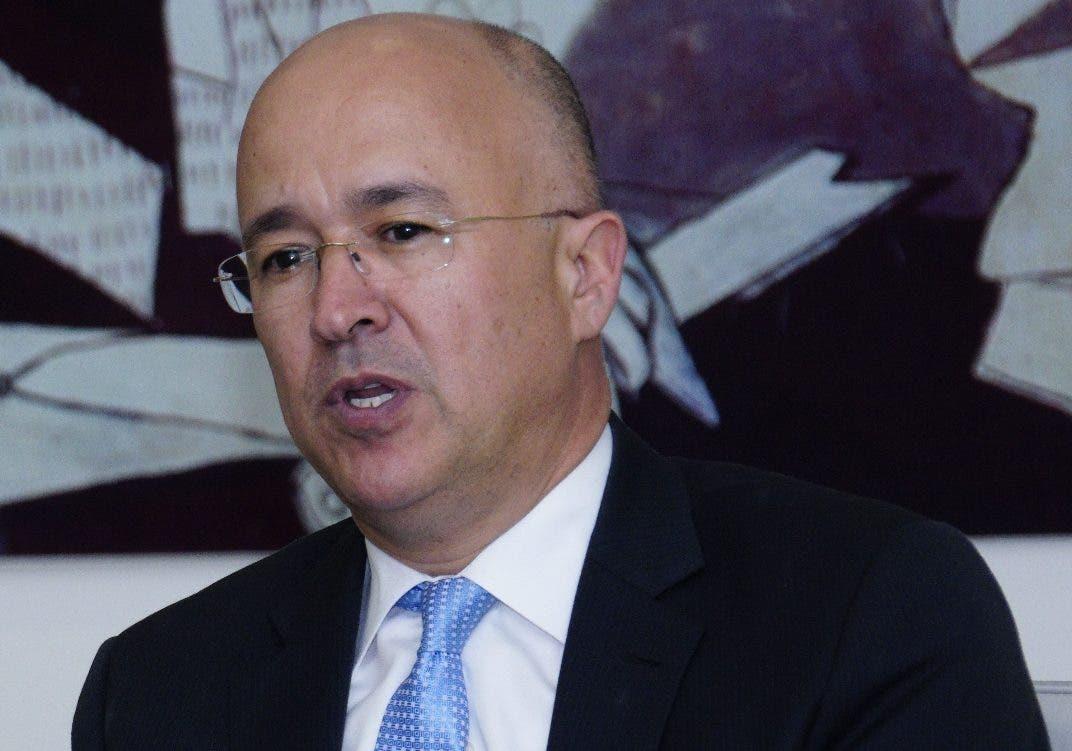Francisco Domínguez Brito, dirigente del PLD.