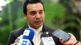 Viceministro de Relaciones Exteriores de la República de Guatemala, Pablo García. EFE/Archivo
