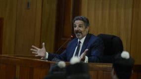 Leoncio Almánzar dijo que desconocía que el Congreso debía aprobar la venta de los terrenos de Los Tres Brazos.