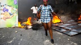Las protestas contra el aumento en los combustibles se extendieron por todo el país.