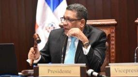 Rubén Maldonado, presidente de diputados.