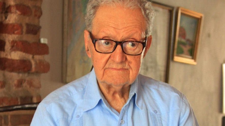 Rafael Bullumba Landestoy Murió a los 93 años.