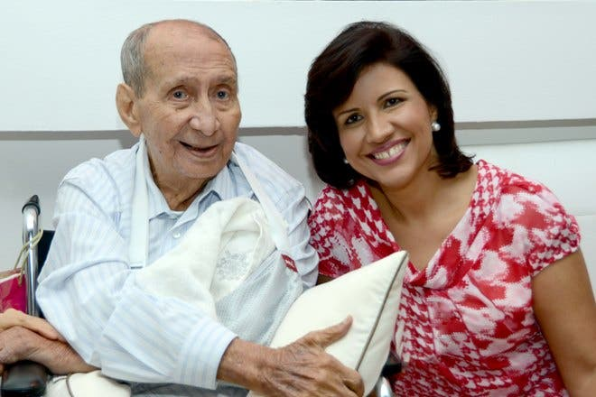 Luis Emilio Cedeño Matos falleció a sus 93 años.