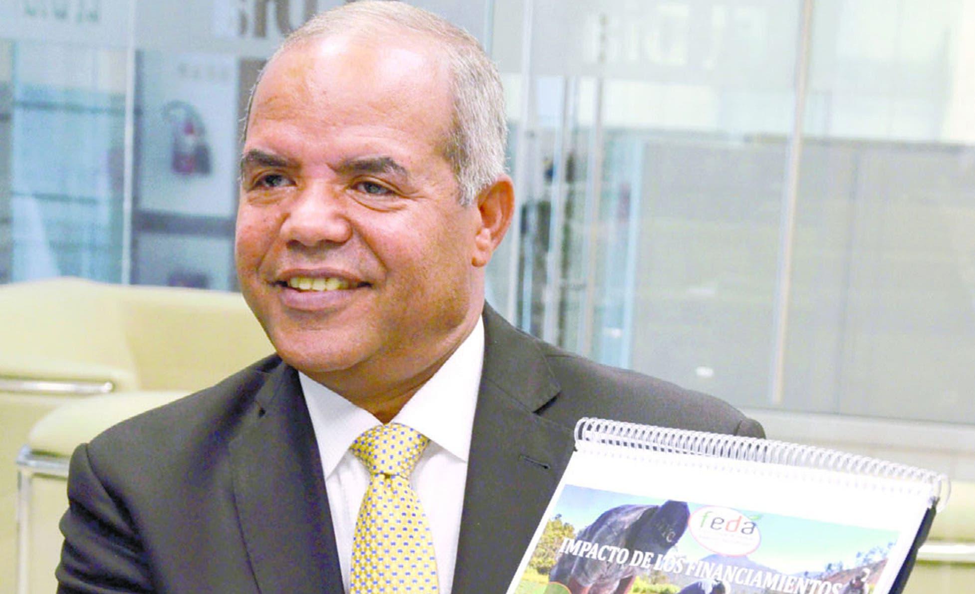 Casimiro Ramos, director  del Feda.