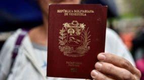 El pasaporte es un documento que no portan muchos de los venezolanos.