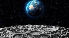 El agua en la Luna podría usarse como recurso para futuras misiones tripuladas.