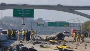 Testigos aseguran que McSkillet conducía a más de 160 kilómetros por hora antes de estrellarse.