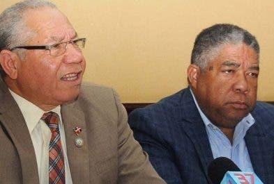Pedro Richardson e Ignacio Ditrén. nicolás monegro