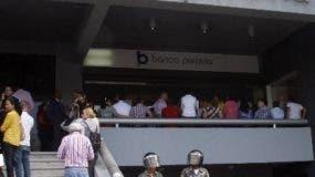 La intervención del Banco Peravia ocurrió en 2015.