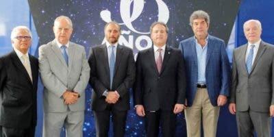 Los miembros de la Junta de Directores, durante la celebración del encuentro.
