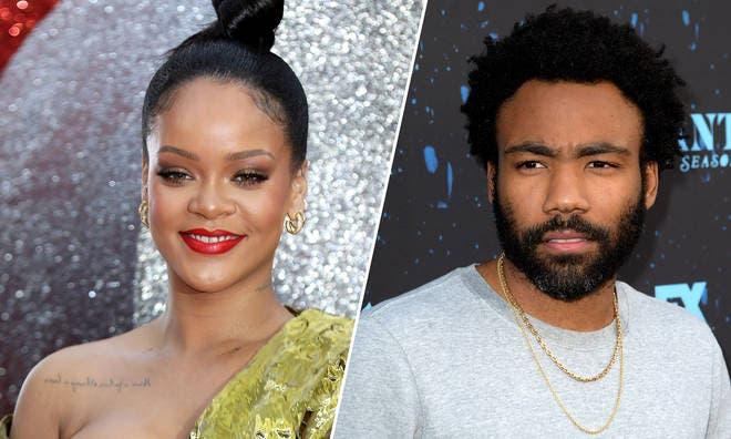 Rihanna y Donald Glover visitan Cuba para filmar un nuevo proyecto juntos