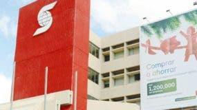 El Scotiabank tiene presencia en el país desde 1920.  archivo