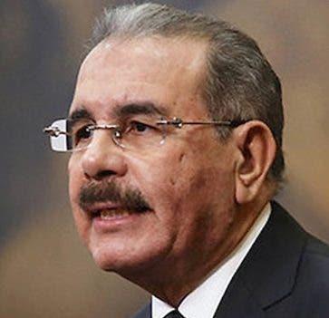 Danilo Medina Sánchez.