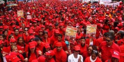 Los chavistas marcharán hoy en Venezuela en apoyo a las recientes medidas del presidente Nicolás Maduro.