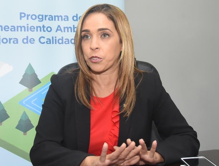 Rosa Ríos, presidente de fundación.