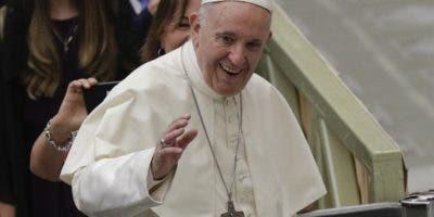 El papa Francisco visita Irlanda  este fin de semana.