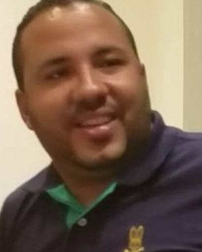 El brasileño Andre Luis Feitosa Santos.
