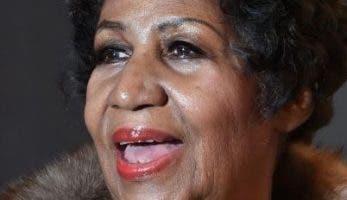 Aretha Franklin una   cantante  admirada.