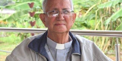 El obispo Mamerto Rivas criticó de muchos males.  archivo