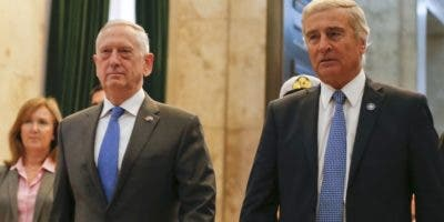James Mattis se reunió en Argentina con cúpula militar.