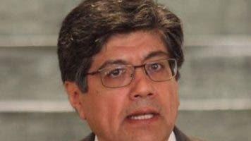 José Valencia, canciller de Ecuador.