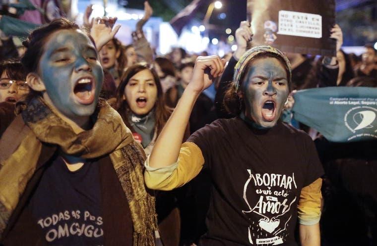 El movimiento de Argentina mantendrá su reclamo.