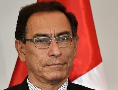 El presidente  Martín Vizcarra confía en recibir apoyo.