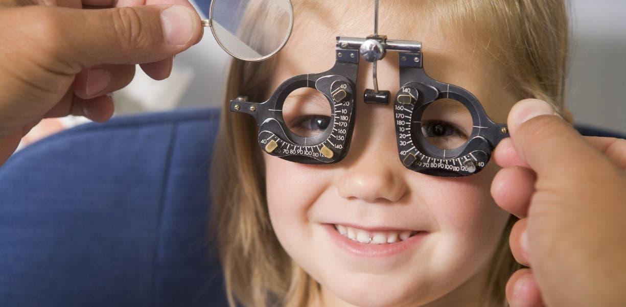 Pueden ser muchos los trastornos visuales que provoquen problemas ópticos a los infantes.