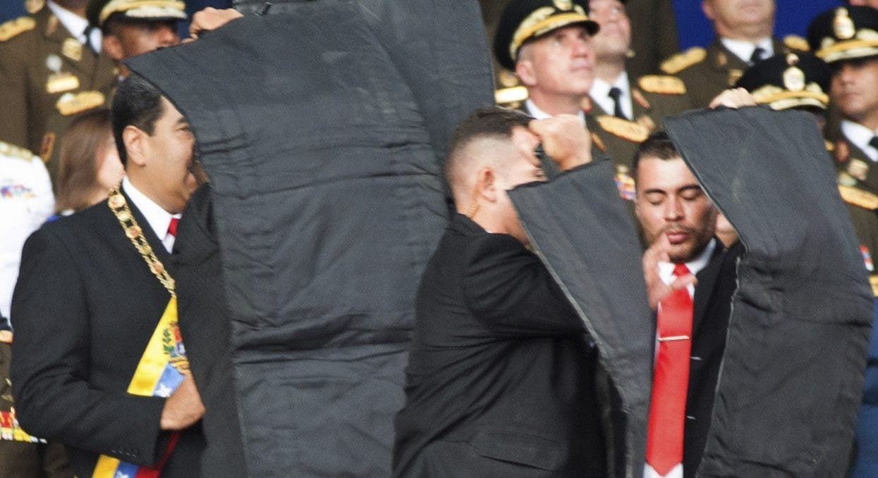 Autores del supuesto atentado a Maduro serán imputados con 7 cargos