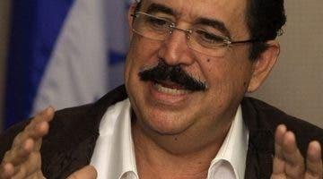Manuel Zelaya considera fallido cualquier diálogo.