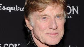 Robert Redford es un actor  de 81 años.