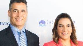 Andrés Pichardo Rosenberg y María Melo.