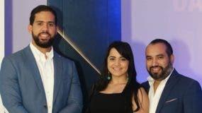 Carlos Báez, Haydee Ortíz y Luiz Velásquez.