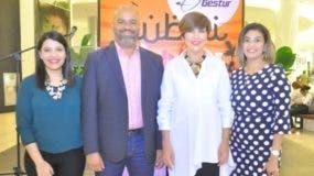 Laura Ruiz, José Augusto Castro, Theresa Sullivan y Amal Youssef.