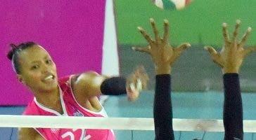 Gaila González acaparó honores en el torneo.