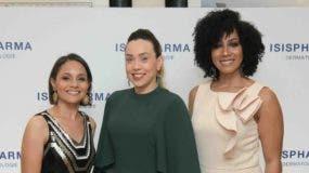 Marlen Tavares, Ana Núñez y Carolina Pérez