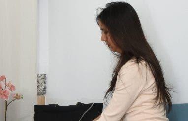 Mujeres donaron leche y participaron en charlas.
