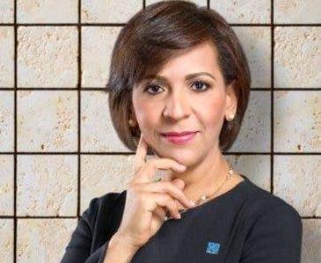 Mildred Minaya, directora de Reputación y Sostenibilidad.
