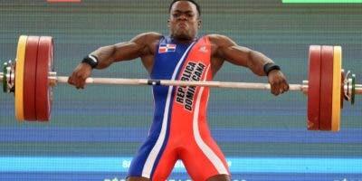 Zacarías Bonnat,  ganador de oro y bronce   en Barranquilla,   surge como   promesa de la halterolia dominicana.  Alberto calvo