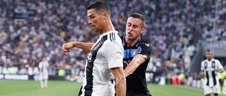 Cristiano Ronaldo otra vez con el premio mejor.