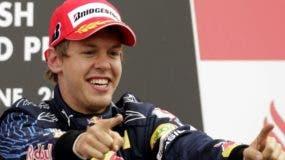Sebastián Vettel cambiará su auto el próximo año.