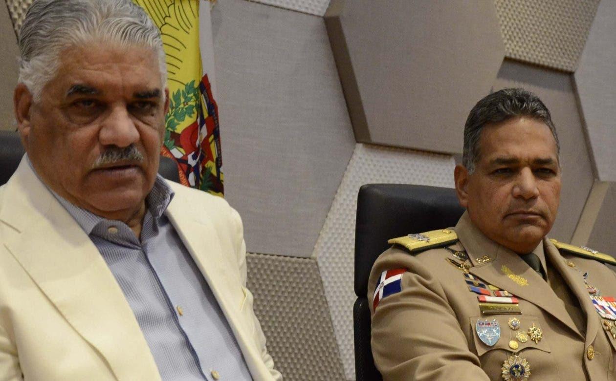 Ministros de Defensa y Relaciones Exteriores ofrecieron los detalles ayer en rueda de prensa.