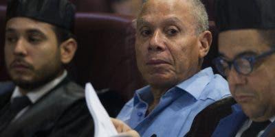 Ángel Rondón insiste en que no  tuvo participación en pago de sobornos de Odebrecht.  archivo
