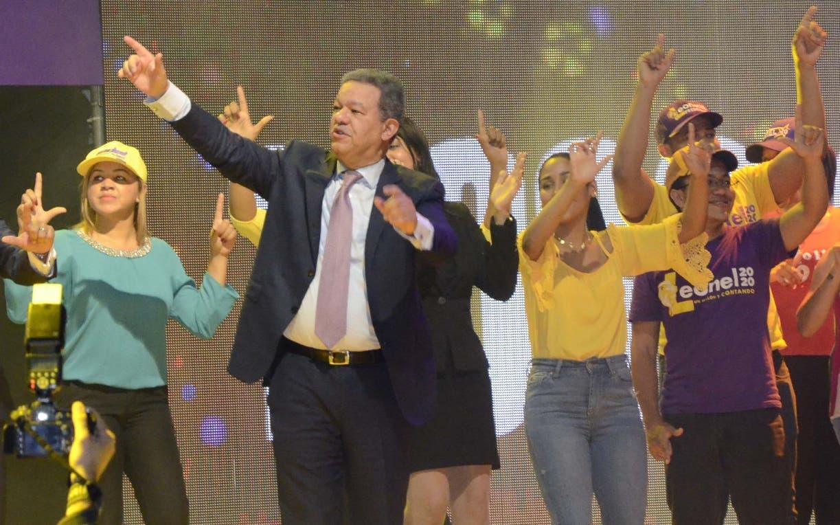 Para noviembre  los  leonelistas harán la entrega de 1.5 millones de firmas en la Arena del Cibao.