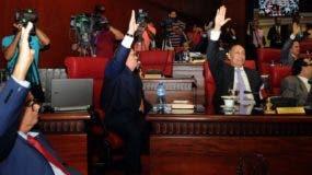Los senadores  y diputados volverán a legislar a partir del  próximo 16 cuando inicia la segunda legislatura.